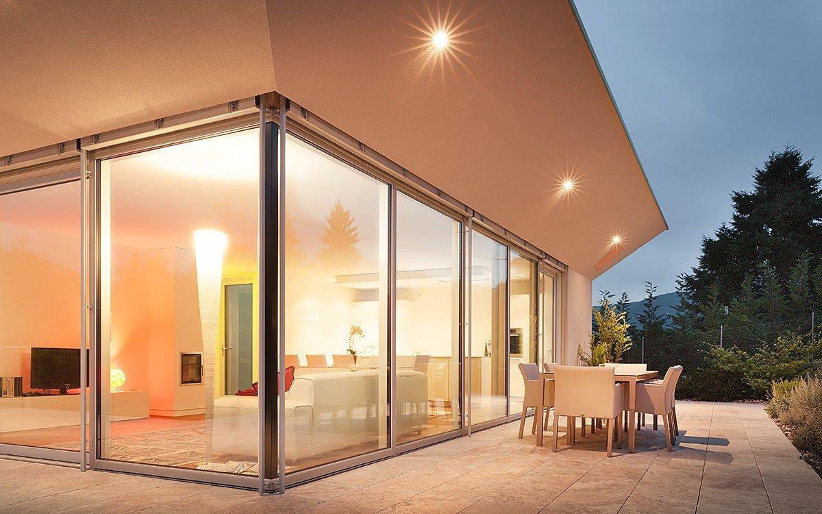 Finestre in alluminio Finstral: isolamento perfetto e design personalizzato
