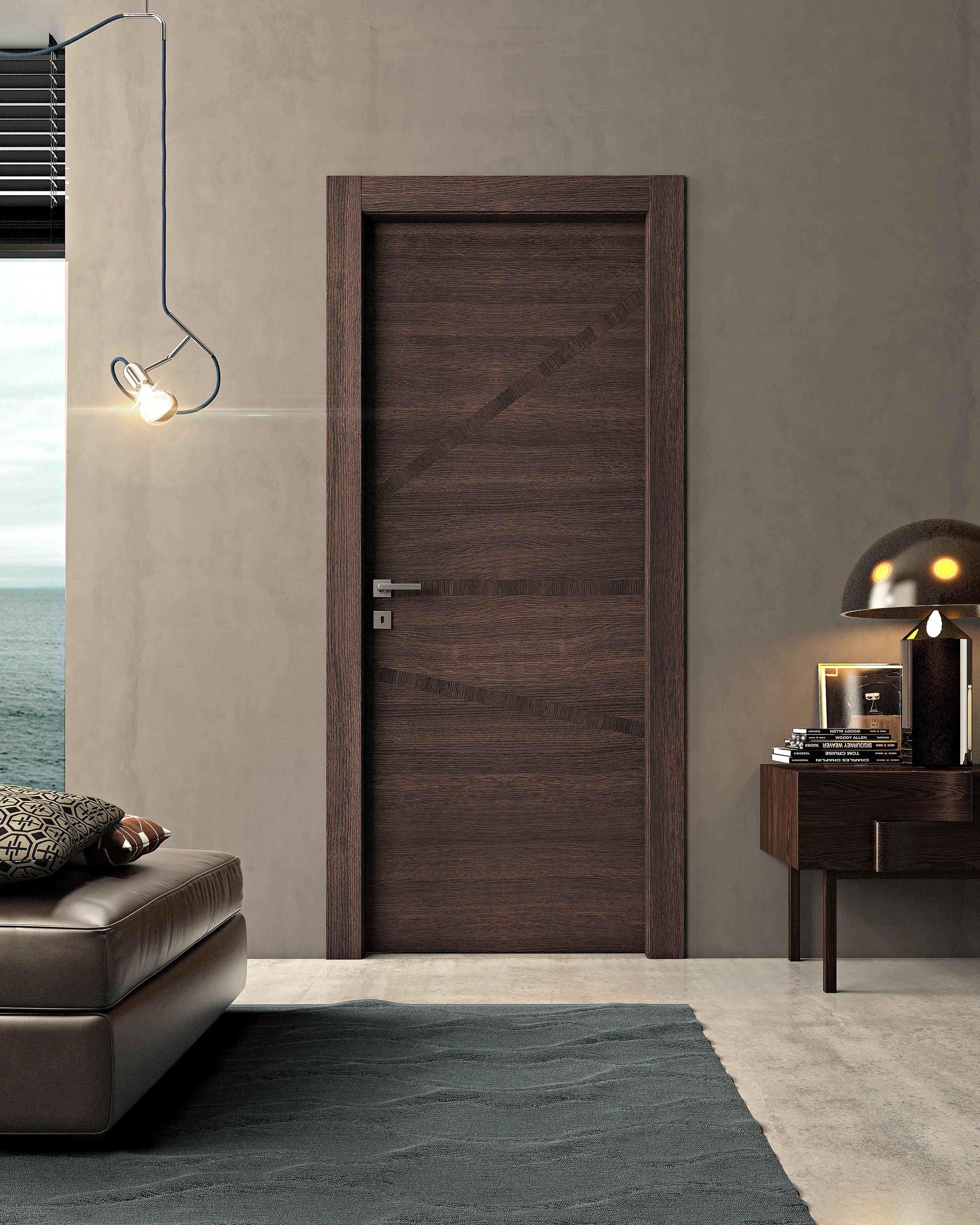 Centro idea casa porte laminate e laccate pail flessya pivato leader - Porte interne pail ...