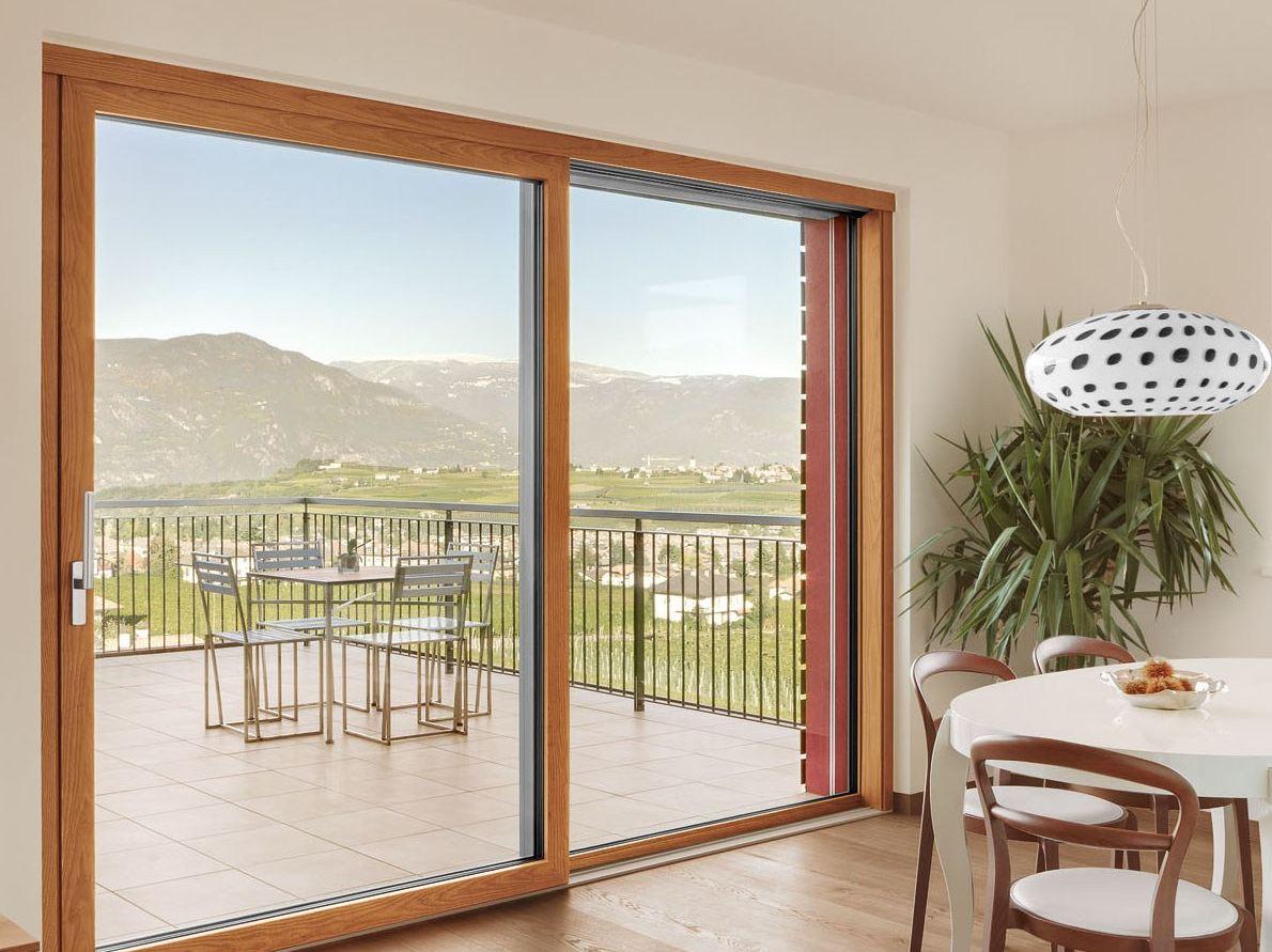 finestre legno e pvc finstral
