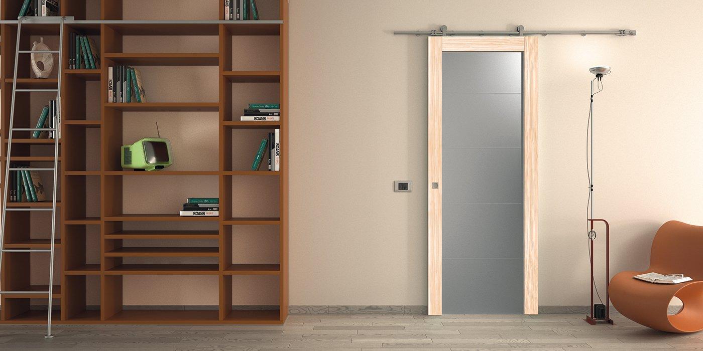 Porte personalizzabili con Flessya