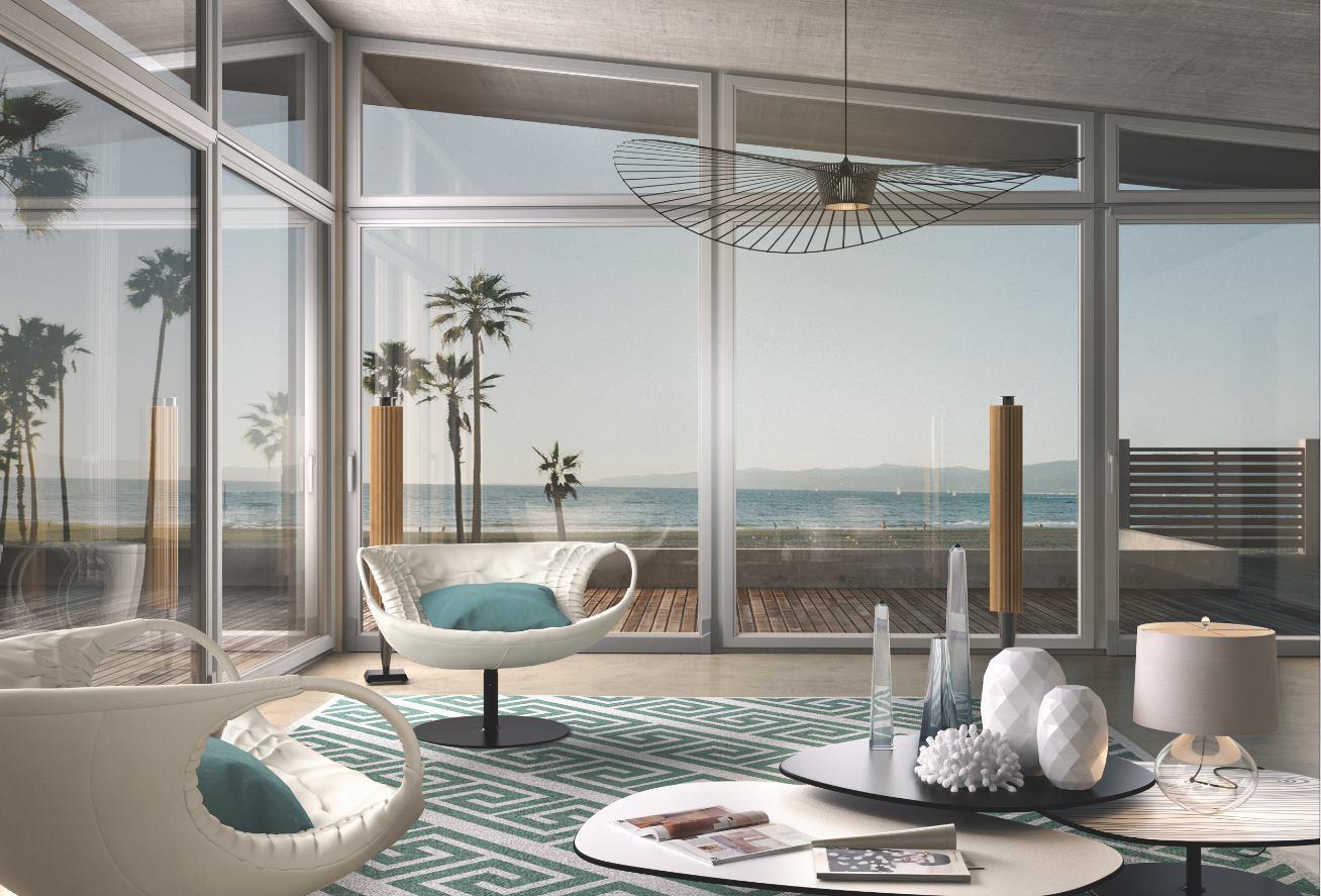 Centro idea casa finestre in legno e alluminio pail finestre sciuker roma - Finestre in legno roma ...
