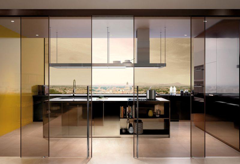 Henry Glass…hai mai pensato a porte da interno che sono arte?