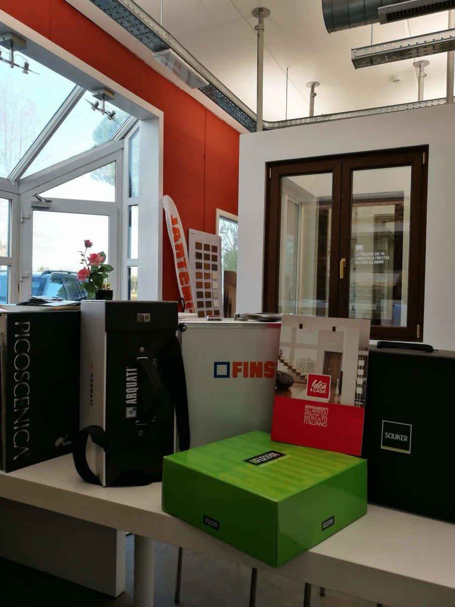 Con la Centro Idea Casa i serramenti arrivano a casa tua!