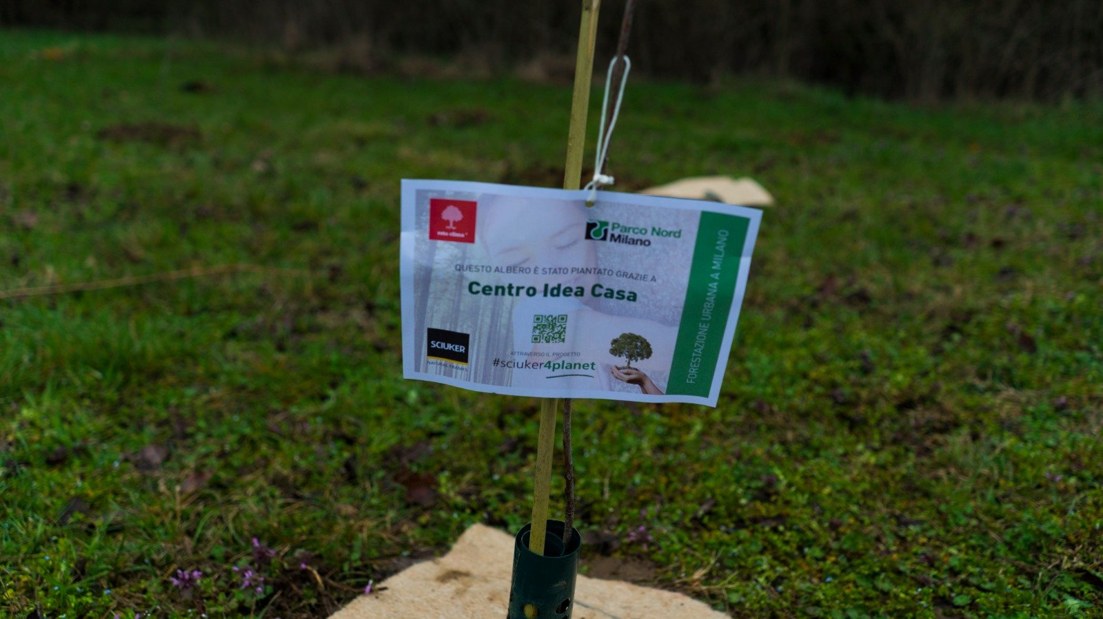Centro Idea Casa è per l'ambiente, aiutaci anche tu!